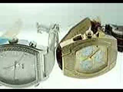 Aqua master JOJO Freeze diamond watch aquacrown.com