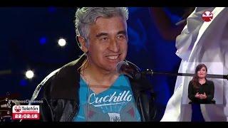 Jorge González  en la Teletón 2016