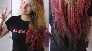 [HAIR TUTORIAL]: Haarkreide / Ombre Hair