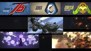 Overwatch: Origin Stories HD