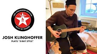 "Josh Klinghoffer Covers ""X-Ray Style"" | Joe Strummer Collection | Fender"
