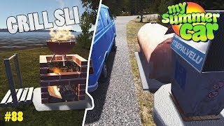 Fuel Oil - Grill & Coffee | My Summer Car Experimental Update