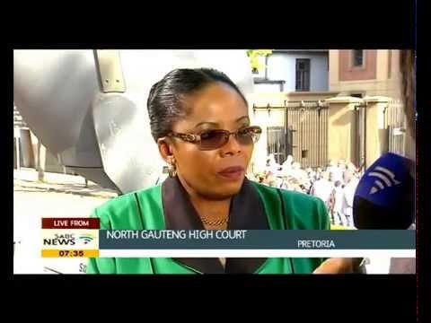 Nobody should loose a child like that: Jacqui Mofokeng