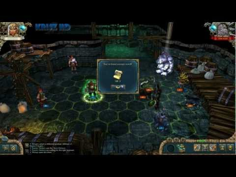 Kings Bounty Warriors of the North HD Gameplay |