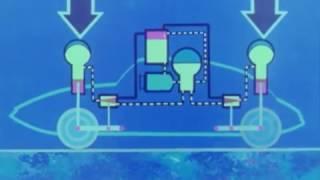 Citroen DS-Suspension Hydraulische Technischen Betrieb (Offiziell)