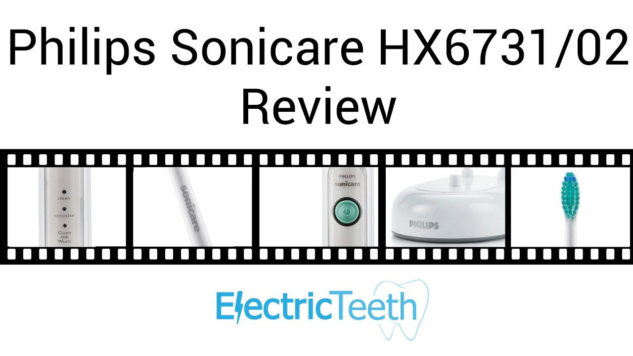 Philips Sonicare HX6731 02 Review - YouTube 25b197ed81933