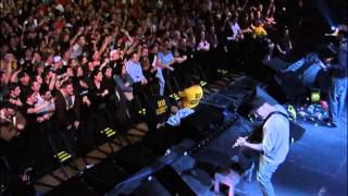 Until the End - Breaking Benjamin HD live at stabler arena