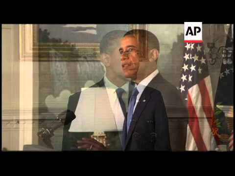 WRAP Obama statement on negotiations over US debt ceiling