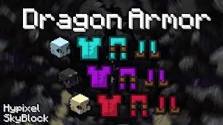 How To Get Protector Dragon Armor Hypixel Skyblock Herunterladen The full set can be crafted from 240 unstable dragon fragments and is one of the eight dragon armor sets. how to get protector dragon armor