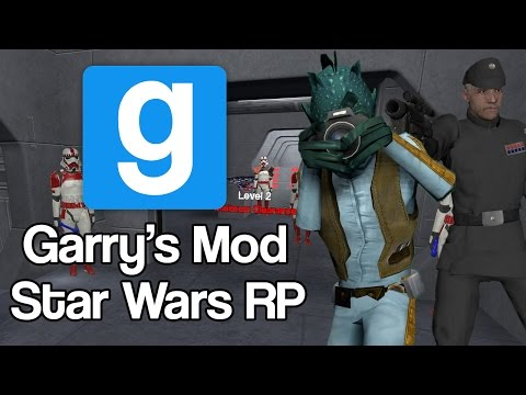The Space Aids Conspiracy (Gmod Star Wars RP)