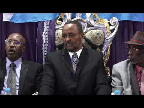 Full Jaaliyada Khaatumo ee Uk oo taageeray wadahalada Somaliland iyo Khaatumo
