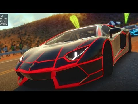 Forza Horizon 1 MODS KSI Lambo/NEON LIGHTS!! Mini games w/Modded Cars!  FunnyMoments