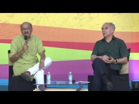 #BlrLitFest - 14 | Shekhar Gupta & Arun Shourie