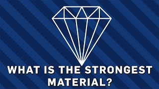 What Is The Strongest Material? | Brit Lab