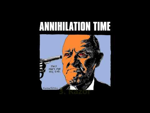 Annihilation Time - This One's for You, God (Full Album)