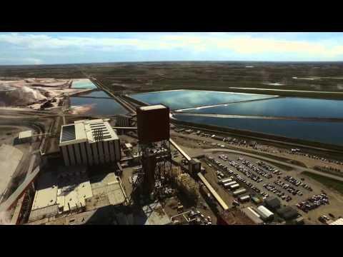 Saskatchewan Mining