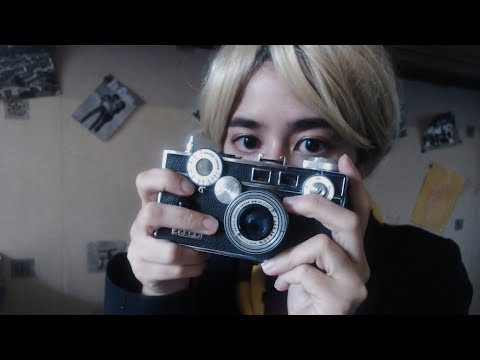 [ASMR] Colin Creevey's photography club ! (+Argus C3 tutorial) ~