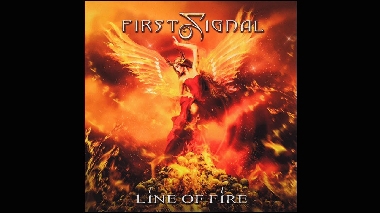 First Signal - A Million Miles – (HD) Melodic Rock -2019