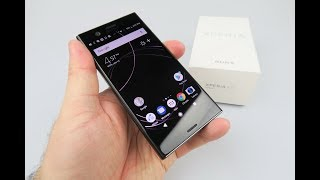 Sony Xperia XZ1: Hands-On Review