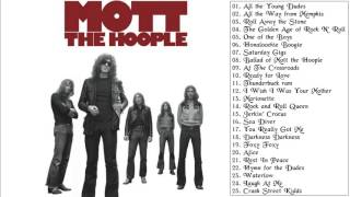 MOOT THE HOOPLE # BALLAD OF MOOT THE HOPLE # FULL ALBUM # GREATEST ...