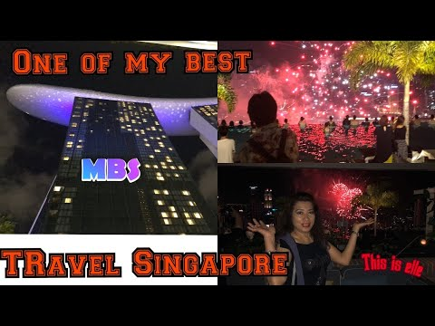 My first travel in Singapore