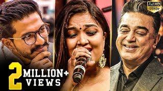 Bigg Boss Mugen's Sathiyama Naa Sollurendi - Trending Live Performance | Kamal Haasan