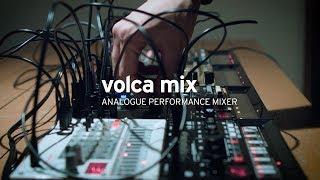 KORG volca mix - ANALOGUE PERFORMANCE MIXER