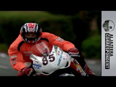 Isle of Man TT: A Dangerous Addiction - Al Jazeera Correspondent