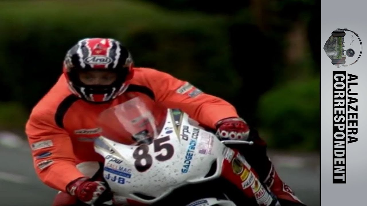 Isle of Man TT: A Dangerous Addiction