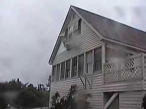 Hurricane Bonnie 1998 Hatteras Island