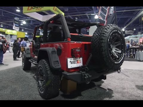2015 Jeep Wrangler Accessories >> Sema 2015 Rugged Ridge Shows Off Practical Accessories For Jeep Tj And Jk