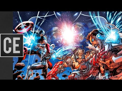 Secret Wars 2015 Lead Up: History of Earth 616