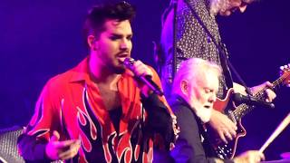 Queen Adam Lambert Doing All Right Crazy Little Thing Called Love - The Forum LA 07 20 2019.mp3