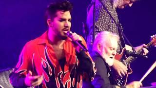Queen + Adam Lambert - Doing All Right / Crazy Little Thing Called Love  - The Forum LA 07/20/2019