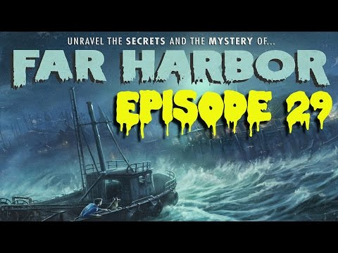 FALLOUT 4 (Far Harbor) #29 : Dirty Little Secrets