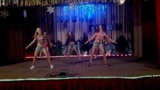Eva Simons- Policeman  танец
