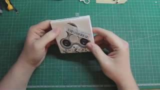 The original Ceramic Fidget Hand Spinner