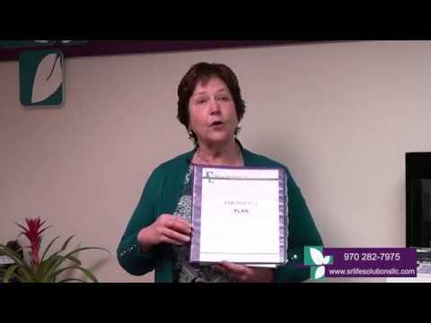 Senior Life Solutions - Grab n Go Emergency Notebook