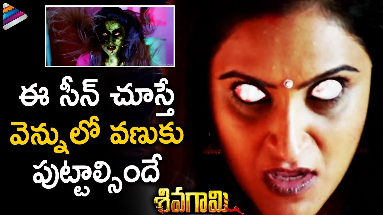 Priyanka Rao Possessed By Ghost | Sivagami Latest Telugu Movie Scenes | Manish Chandra | Suhasini