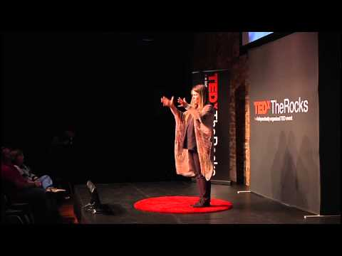 Let this be your seed | Sarah Morris | TEDxTheRocks