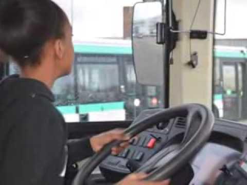 Test De Conduite >> Stage au Nouvel Espace Formation Bus RATP - YouTube