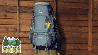 Deuter Aircontact 60+10 SL Women's Backpack