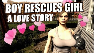 MIST SURVIVAL | BOY SAVES GIRL  (A LOVE STORY)  | EP10