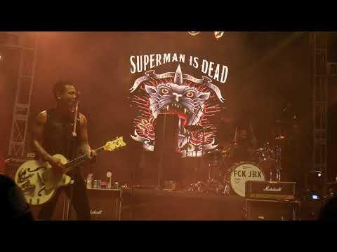 Superman Is Dead - Kita Luka Hari Ini Mereka Luka Selamanya - PICA FEST 2019