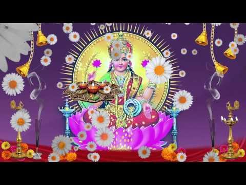 Lakshmi Bhajan by Soumya - Disciples   Daily Prayers On Lakshmi