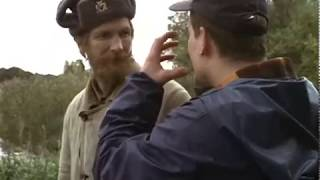 - Кузьмич сказал, что занимается любовью с лосями. - Да, он любит лосей. У него года 2 жила лосиха.