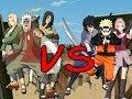 Jiraiya vs Naruto \ Джирая против Наруто