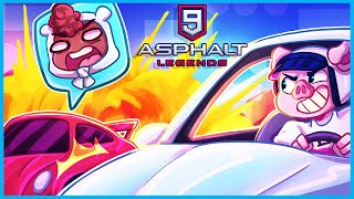 Asphalt 9 moments that really make Basically RAGE...