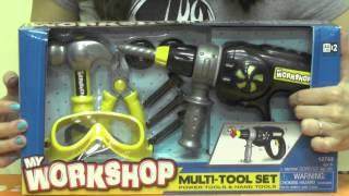 Набор инструментов с электродрелью(, 2014-05-26T19:36:45.000Z)