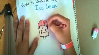 How to Draw a Gomu Ice Pop